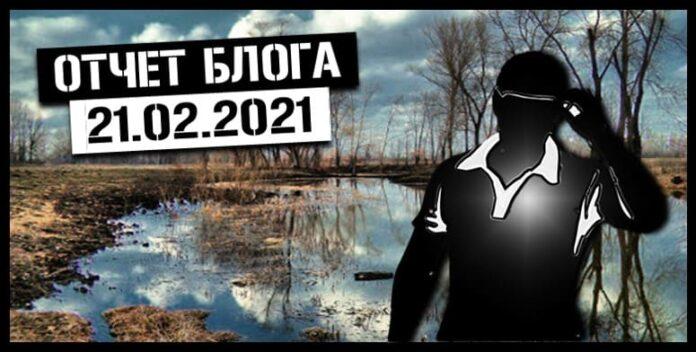 отчет 28 февраля 2021